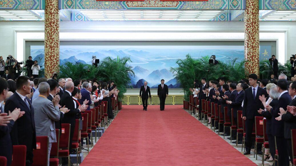 Американские СМИ назвали Россию и Китай угрозой для человечества