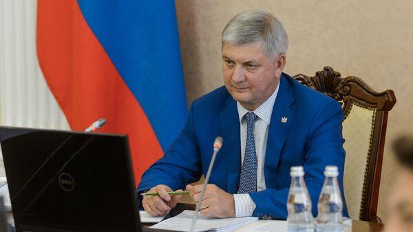 Губернатор Воронежской области Александр Гусев