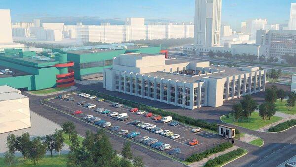Проект планировки транспортно-пересадочного узла Калужская на юго-западе Москвы