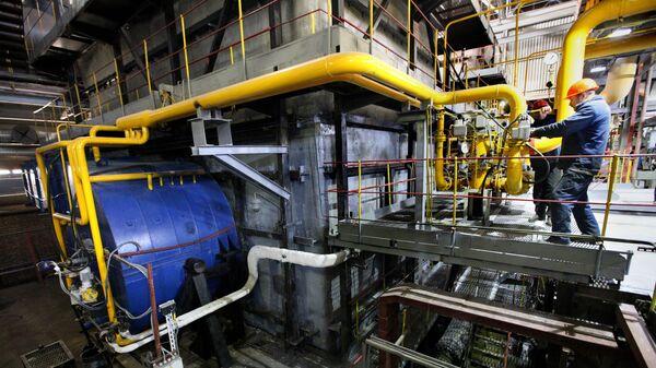 Владивостокские ТЭЦ-1 и ТЦ Северная переведены на газ
