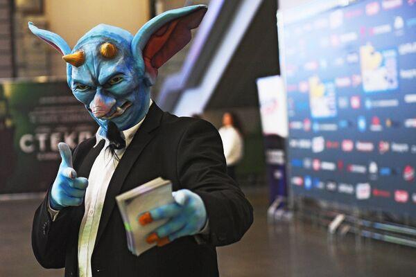 Участник выставки ИгроМир 2018 и фестиваля Comic Con Russia 2018