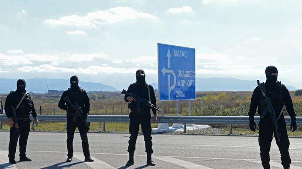 В Сунженском районе Ингушетии ввели режим КТО