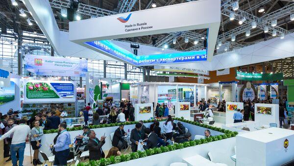 В Москве стартует юбилейная сельскохозяйственная выставка Золотая осень