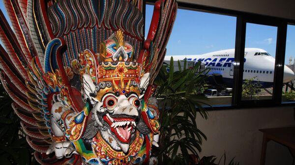 Аэропорт в городе Денпасар