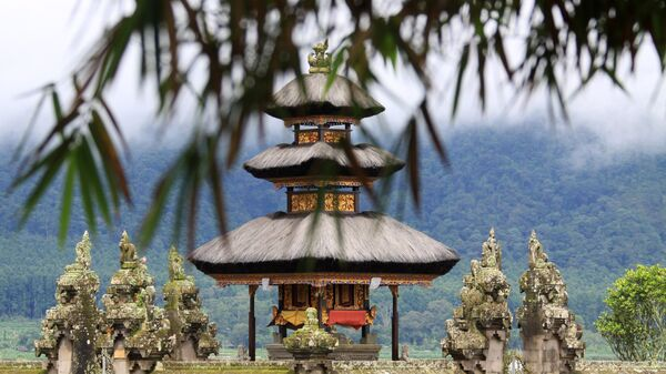Индуистский храм Батукару
