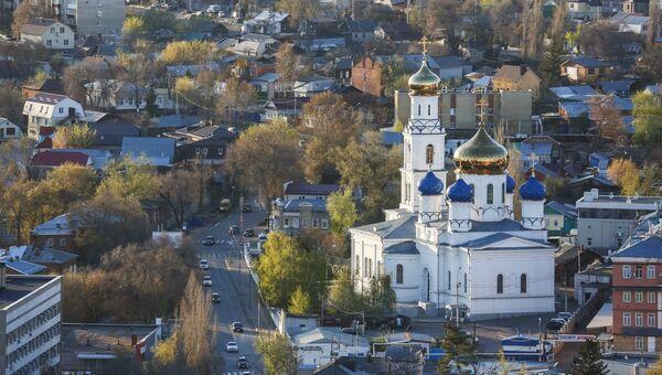 Саратов. Архивное фото