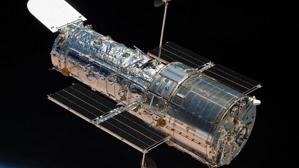 Орбитальная обсерватория Хаббл
