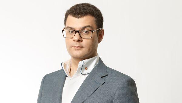 Управляющий партнер компании-создателя биопринтера 3D Bioprinting Solutions Юсеф Хесуани