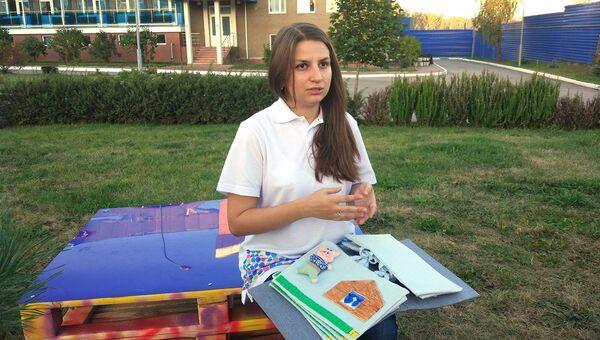 Весь мир на ладонях: волонтеры создают книги для незрячих детей