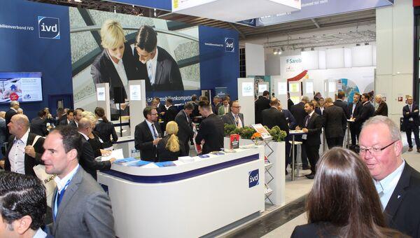 Выставка Expo Real 2018 в Мюнхене