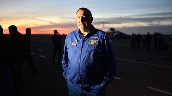 Генеральный директор ГК Роскосмос Дмитрий Рогозин. Архивное фото