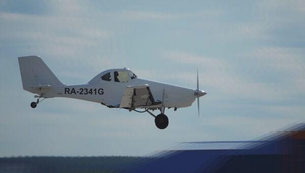 Специализированное воздушное судно для выполнения авиахимработ Т-500