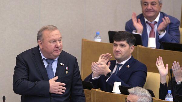 Председатель комитета ГД по обороне Владимир Шаманов