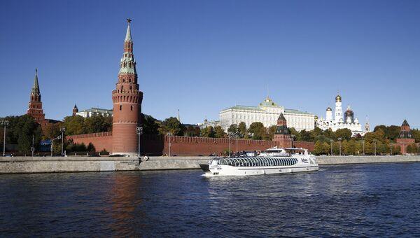 Москва. Россия. Архивное фото