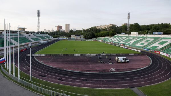 Стадион им. Э. Стрельцова (бывший стадион Торпедо) - официальный стадион ФК Москва (Москва).