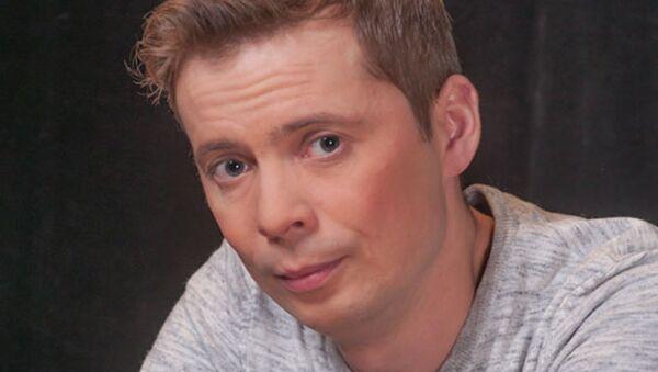 Актёр Дмитрий Солодовник. Архивное фото
