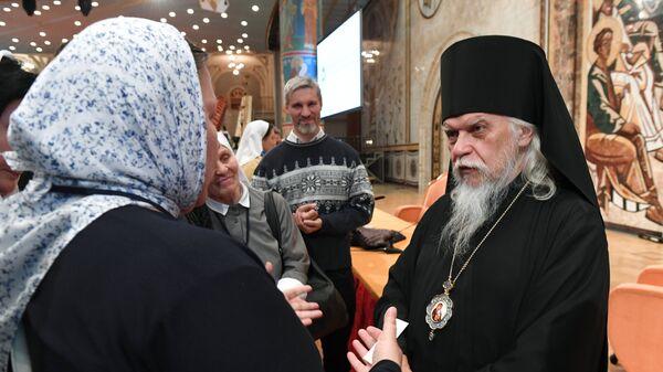 Епископ Орехово-Зуевский Пантелеимон на VIII Общецерковном съезде по социальному служению