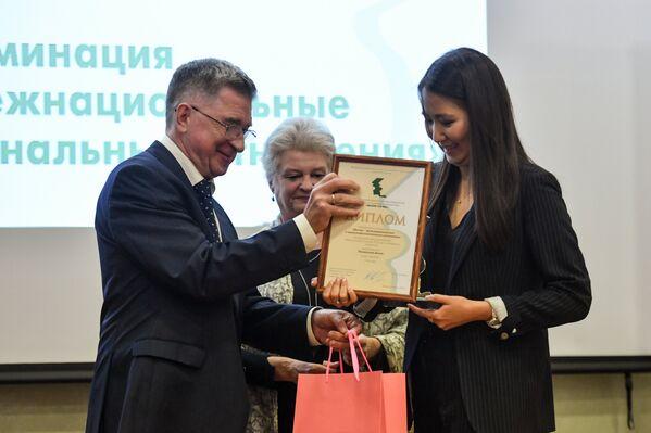 Асель Палванова, редактор Дирекции вещания на русском языке