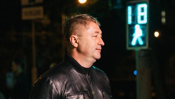 Начальник производственного комплекса Разметка Алимов