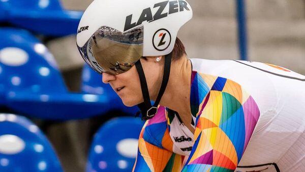Велосипедистка Рэйчел МакКиннон