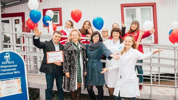#ДоброВСело от волонтеров приняли 500 ФАПов России