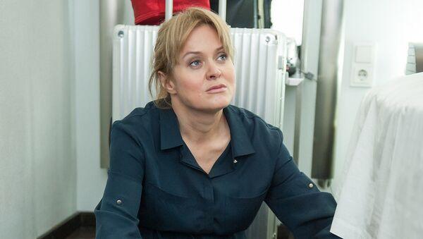 Кадр из сериала Обычная женщина
