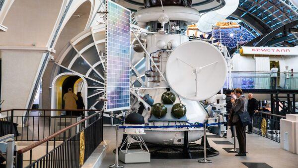 ПавильонКосмонавтика и авиация на ВДНХ
