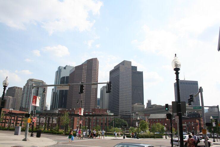 Big Dig - Бостонская центральная артерия