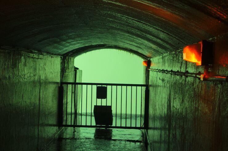 Тоннель под Ниагарским водопадом
