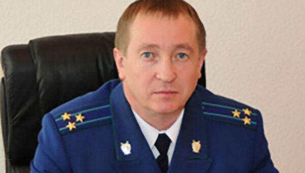 Экс-заместитель прокурора Башкирии Олег Горбунов. Архивное фото