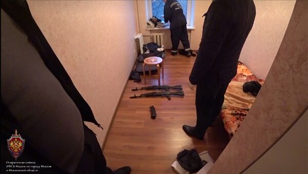 ФСБ РФ пресекла деятельность шести членов террористической ячейки в Московском регионе