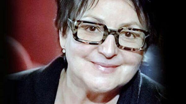 Актриса театра и кино Марина Ливанова. Архивное фото
