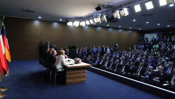 Пресс-конференция по итогам саммита по Сирии. 27 октября 2018