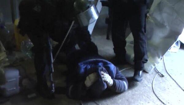 Задержание сотрудниками ФСБ России членов законспирированной террористической ячейки, связанной с Исламским государством*
