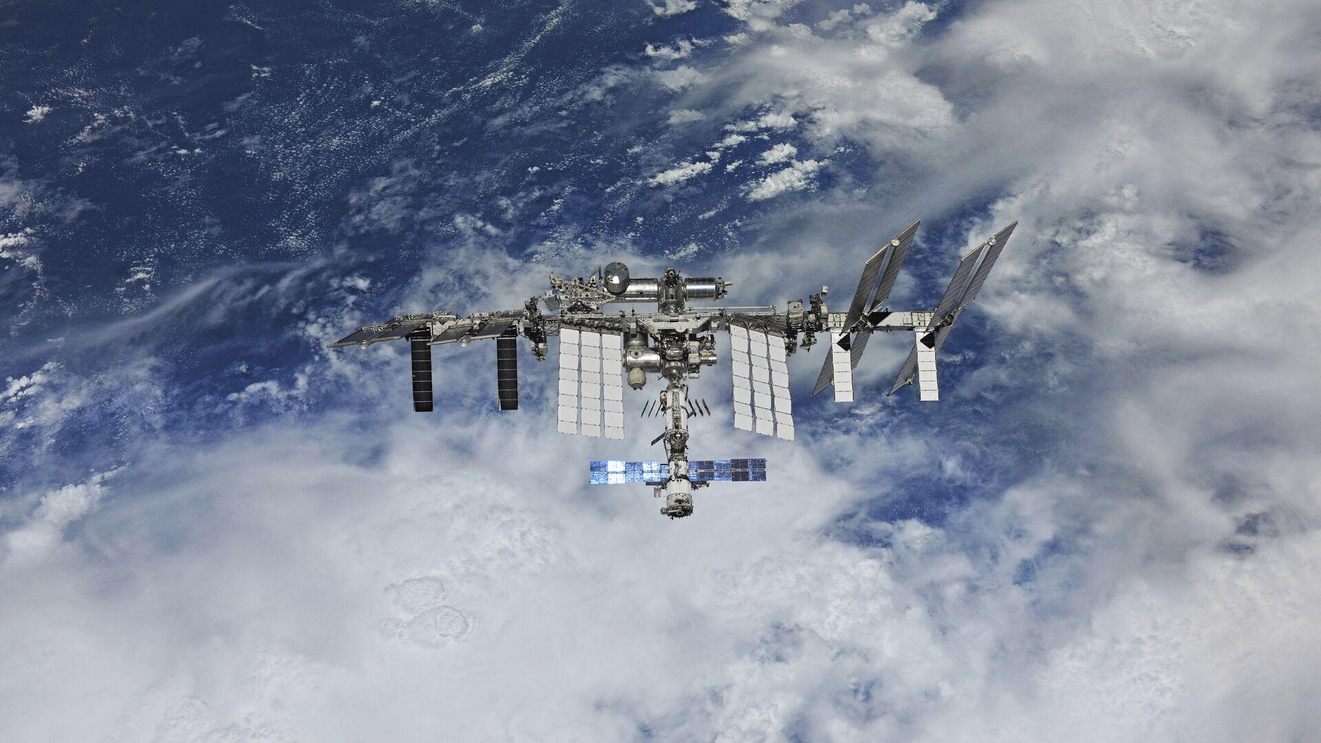 Международная космическая станция - РИА Новости, 1920, 21.01.2021