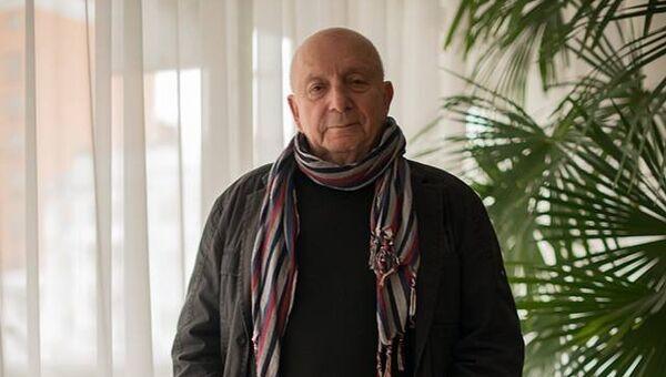 Советский и украинский художник-мультипликатор Давид Черкасский