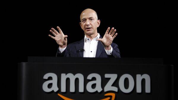 Глава и основатель Amazon Джефф Безос