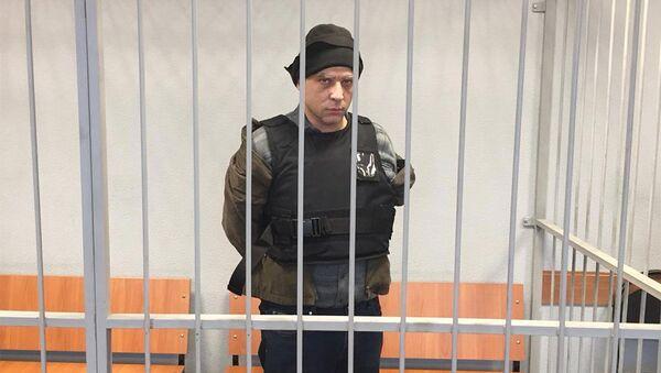 Обвиняемый в убийстве мальчика в Железногорске Курской области в суде