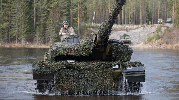 Совместные учения войск НАТО Trident Juncture 2018
