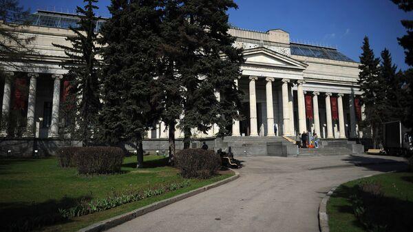 В Пушкинском музее объявили о наборе волонтеров