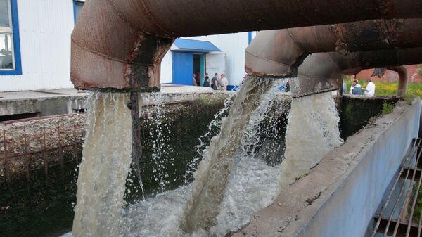 Щелковские межрайонные очистные сооружения