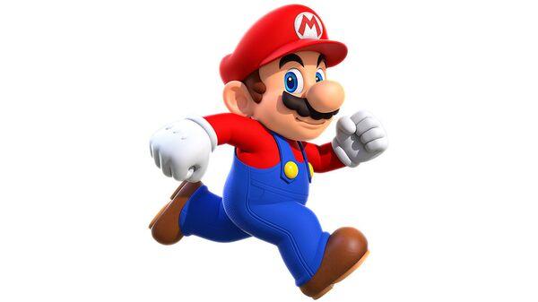 Персонаж игры Super Mario компании Nintendo
