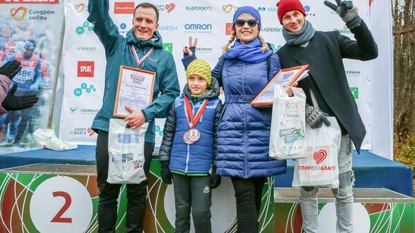Марафон собрал более 750 тысяч рублей в поддержку людей с синдромом Дауна