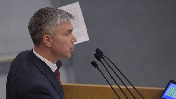 Член Комитета Государственной Думы РФ по информационной политике, информационным технологиям и связи Евгений Ревенко