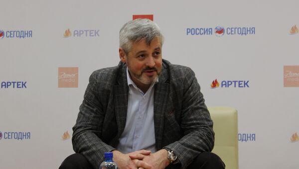 Заместитель министра образования и науки РФ Павел Зенькович