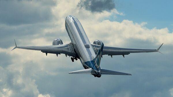 Самолет Boeing-737 Max. Архивное фото