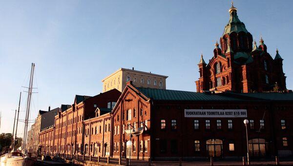 Успенский собор в Хельсинки. Архивное фото