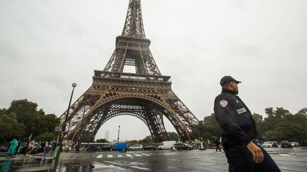 Эйфелеву башню в Париже закроют в субботу из-за акции протеста