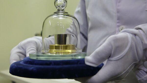 Артефакт килограмма