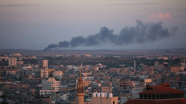 Сектора Газа